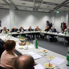 Mitgliederversammlung am 9. Dezember 2018 in Wuppertal