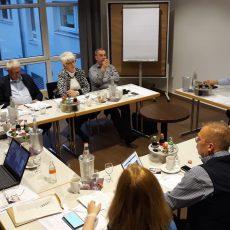 BIV-Vorstand in Klausur
