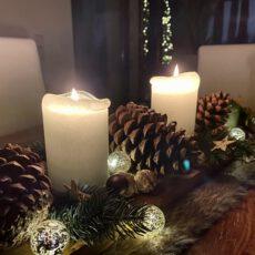 Einen schönen zweiten Advent …
